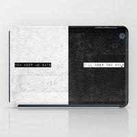 SAFE & WILD iPad Case