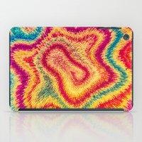 My Modern Tie-dye iPad Case
