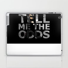 Star Wars Han Solo Quote 2 Laptop & iPad Skin