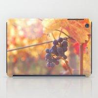 Fall Grapes iPad Case