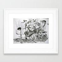 *** Framed Art Print