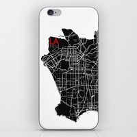 Los Angeles 1934 iPhone & iPod Skin