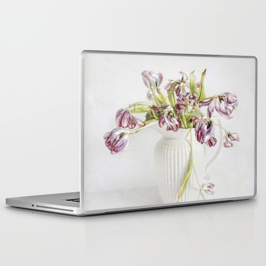 the beauty of age Laptop & iPad Skin