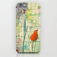 iPhone & iPod Case featuring alpha by sylvie demers