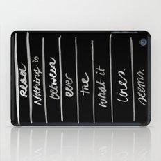 LINES /2/ iPad Case