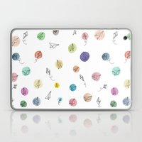 Plane Laptop & iPad Skin