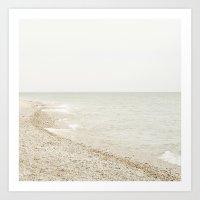 Coastal Shore Point Bets… Art Print