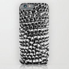 Bananas black and white Slim Case iPhone 6s