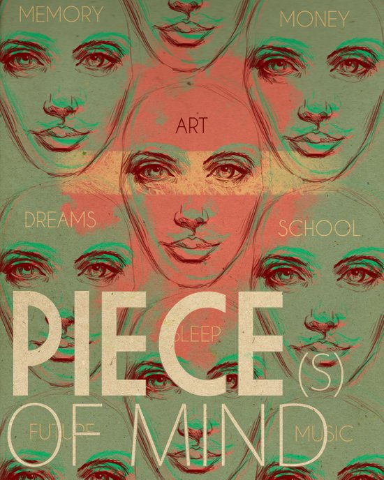 Piece(s) of Mind Art Print