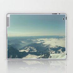 Amidst the Summit - Mt. Rainier Laptop & iPad Skin
