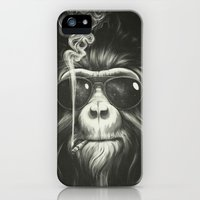 iPhone Cases featuring Smoke 'Em If You Got 'Em by Dr. Lukas Brezak