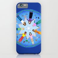 iPhone & iPod Case featuring Plea for Peace by Theresa Flaherty