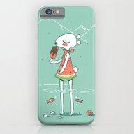 Summer Bear iPhone 6 Slim Case