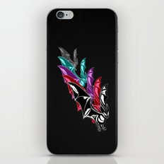Bat Attack! RMX iPhone & iPod Skin