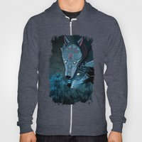 I Am Neither Walker Nor … Hoody