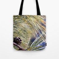 Pine Tote Bag