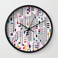 MY SONG Wall Clock