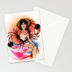 Cancer (Zodiac series) Stationery Cards