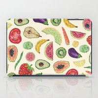 Froot and Veg iPad Case