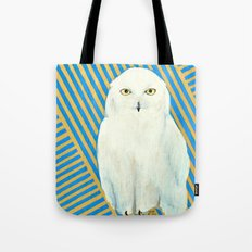 Chester the Owl Tote Bag