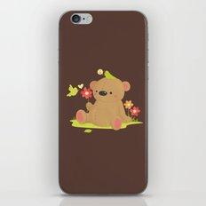 Hello Bear iPhone & iPod Skin