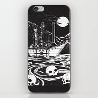 Steamboat Across The Sty… iPhone & iPod Skin