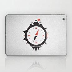 Adventure Compass Laptop & iPad Skin