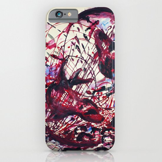 the hunt  iPhone & iPod Case
