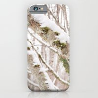 iPhone & iPod Case featuring Winter by sparkofinspiration