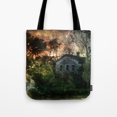The Ghost House Tote Bag