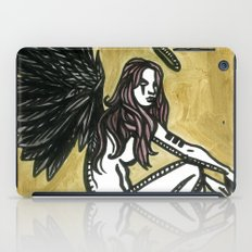 The Initial Appearance of Nephilim iPad Case