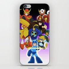 Megaman 2 iPhone & iPod Skin