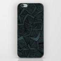 - artefact - iPhone & iPod Skin