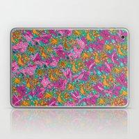 Flower Paisley 1 Laptop & iPad Skin