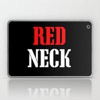 RED NECK Laptop & iPad Skin