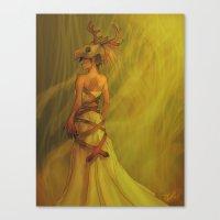 wildwoods Canvas Print