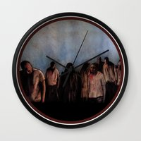 ZOMBIES V Wall Clock