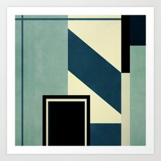 Abstract #56 Art Print