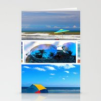 Sunglasses Needed In Par… Stationery Cards