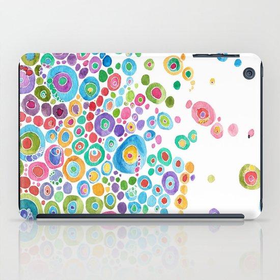 Inner Circle - white iPad Case