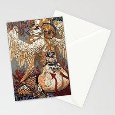 Corruption Stationery Cards