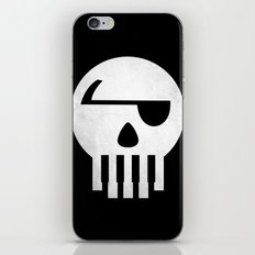 Music Piracy iPhone & iPod Skin