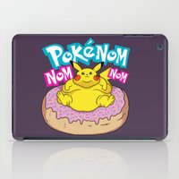 PokenomNOM iPad Case