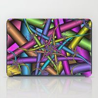 Star Fractal iPad Case