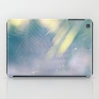 Spider Web iPad Case