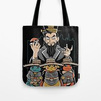 Big Trouble In Little Ka… Tote Bag
