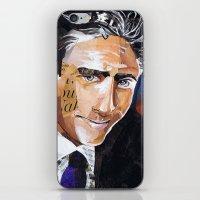 John Stewart iPhone & iPod Skin
