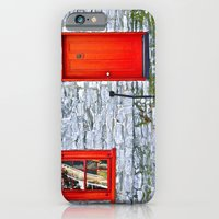 Winchester Red Door iPhone 6 Slim Case