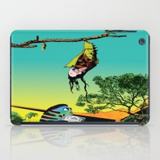 Cannot be done by proxy iPad Case