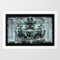 Holy Water Art Print
